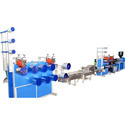 Hdpe And Pp Box Strap Extrusion Machine