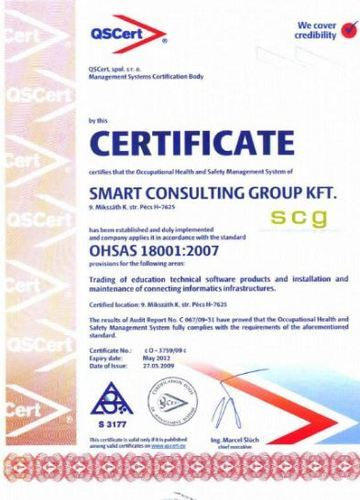 Bs Ohsas 18001 Certification Service in Magrath Road,, Bengaluru ...