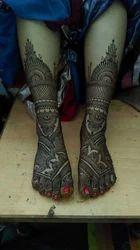 Biradal Style Mehndi Designer