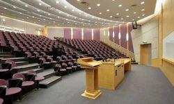 Collage Auditorium Interior Design Service