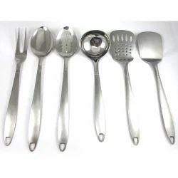 Silver Steel Kitchen Tools