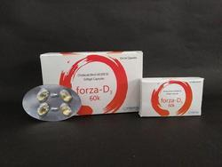 Cholecalciferol 60000 IU Softgel Capsules