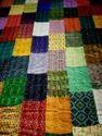 Patola Silk Kantha Quilt