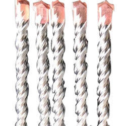 SAITEJ Upto 450mm SDS Hammer Drill Bits, Size: 3mm To 35mm, Packaging Type: Each Pc Plastic Tube