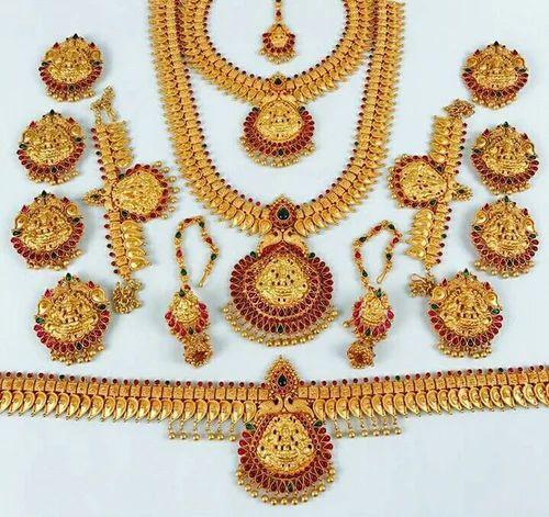Bridal Jewellery Set at Rs 1000 unit Jewellery Set ID 15543526548