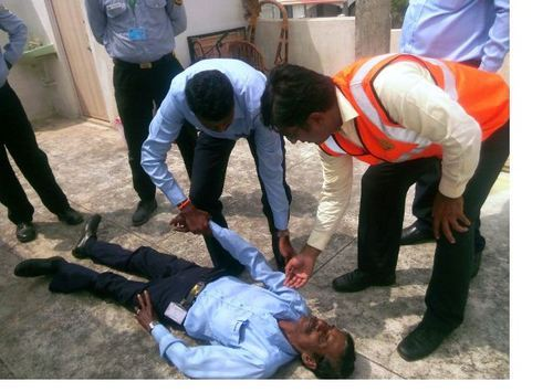 First Aid Services in Coimbatore, Sundarapuram by Dolphin