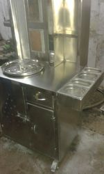 SS Snacks Service Counter