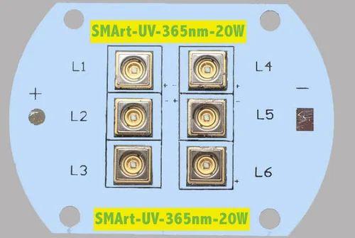 Ultraviolet Light Product - 16 Chip Array LED Manufacturer