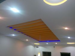 Colour False Ceiling