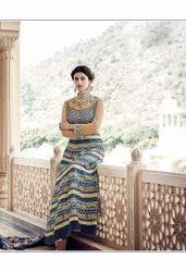 Indian Ethnic Beautifull Stylish Designer Printed  Suit