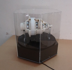 Acrylic Rotating Display Stand