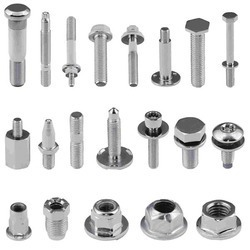 Metal Nut Bolt