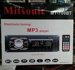 Mitsonic 700bt Car Stereo