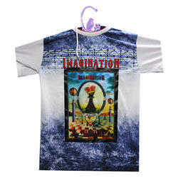 Sublimation Kids T-Shirt Digital Printing Service