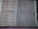 Block Printed Chanderi Silk Sarees
