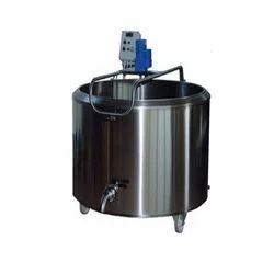 Batch Pasteurizer 500L