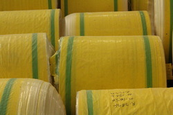 PP & HDPE Laminated Fabric Roll