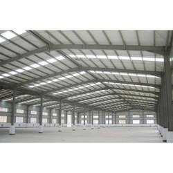 MS Industrial Prefabricated Structure