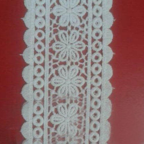 Cotton GPO Lace