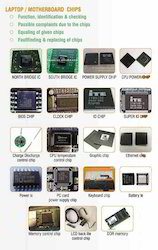 Laptop Motherboard Chips