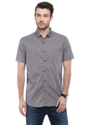 Grey Printed Shirt