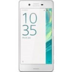Sony Xperia X Smart Phone White