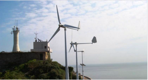 SnW Vayu 5 Wind Turbine, Solar & Renewable Energy Products