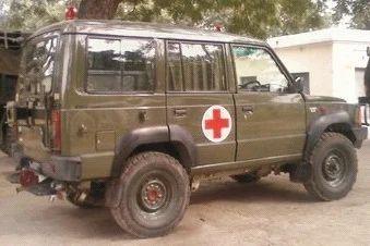 Tata Sumo, टाटा एम्बुलेंस in Neamatpur, Bardhaman , Subhendu Motors   ID:  13824609088