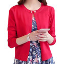 Womens Cotton Cardigan