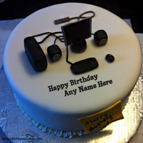 Computer Birthday Cake At Rs 699