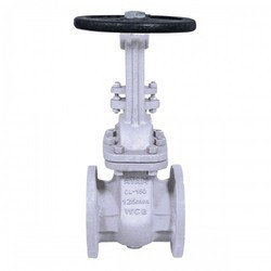 High Pressure C C S Gate Valve Class, For Water, Valve Size: 25 --600 Mm