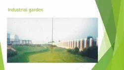 Industrial Garden Landscape Service