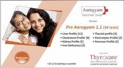 Pro Aarogyam Blood Testing