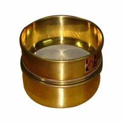 Brass Test Sieve