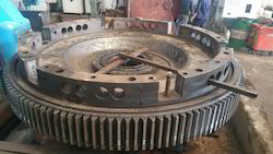 Bull Gear Cutting