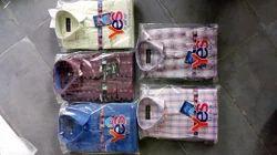 Polyester/Nylon & Polyester/Nylon Regular Wear Mix Shirt