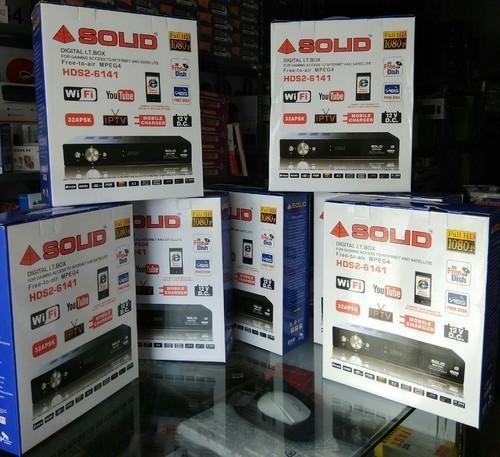 Solid 6141 Set Top Box