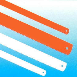 Hand hacksaw blades manufacturers suppliers in india power hacksaw blade greentooth Choice Image
