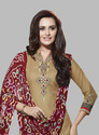 Full Length Unstitched Salwar Kameez