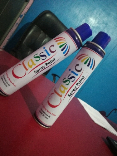 Retailer of Spray Paint & Black Spray Paint by Classic