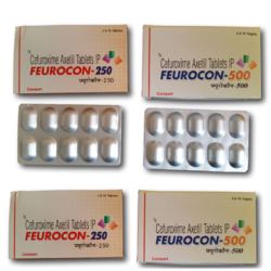 Feurocon-250/500 (Cefuroxime Tablets )