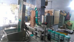 Plastic Jar Capping Machine