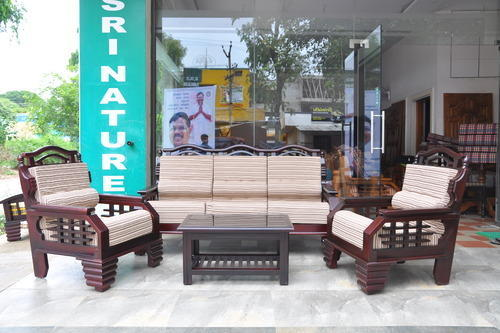 Furniture Teak Sofa Set