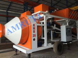 Reversible Mini Batching Plant