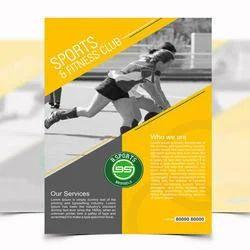 Leaflet Designing Service