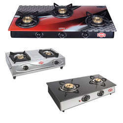 Electric & Gas Cook Top