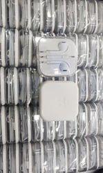 White Apple Earphones