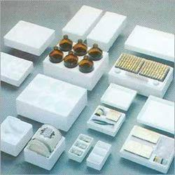 White Thermocol Packaging Material