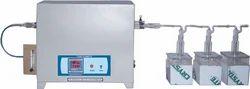 Halogen Gas Test Apparatus