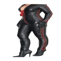 Ladies Leather Catsuit